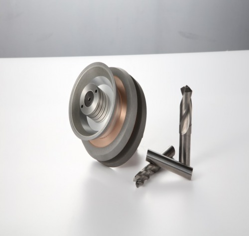 Resin bond CNC tool grinding wheel set